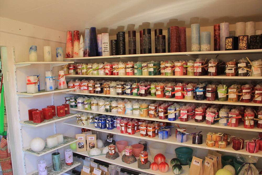 Gallery Candle shop