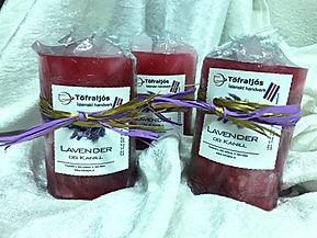 Lavender og kanill