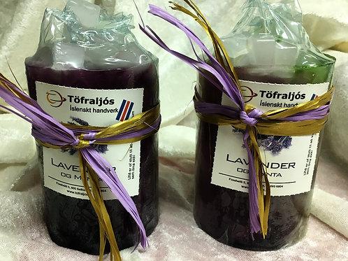 Lavender og Mynta