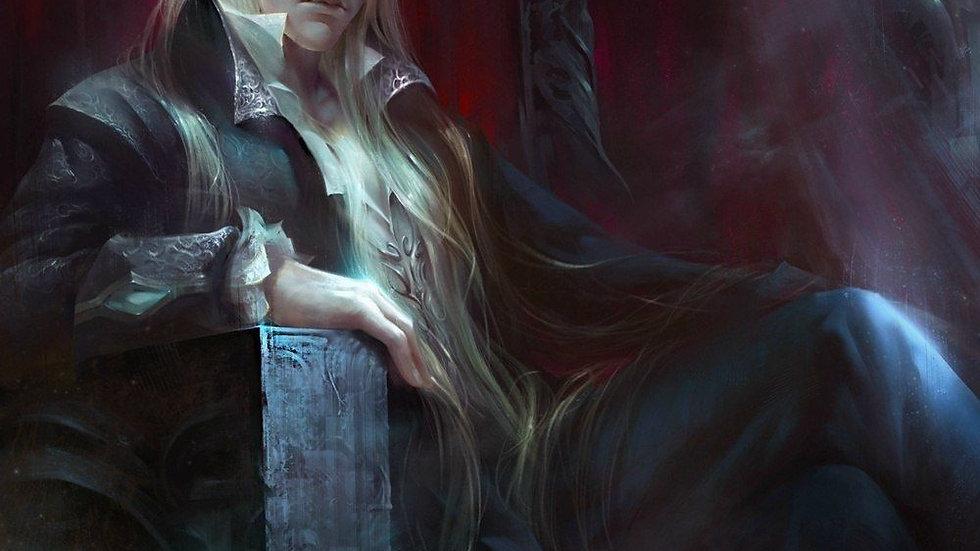 Vampire Hybrid Council -Samhain Night Spirits!