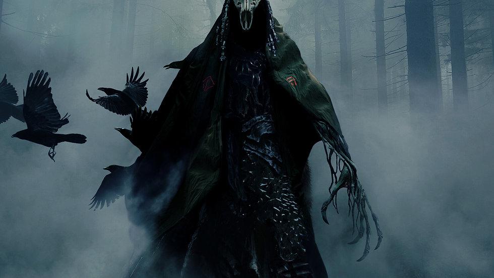 Void Witch - Spirit