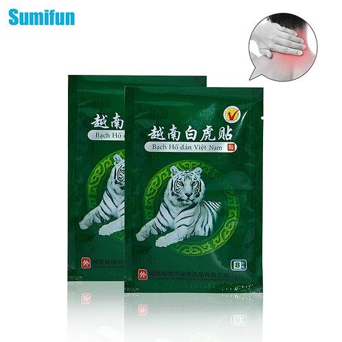 Sumifun White Tiger Balm Pain Patch