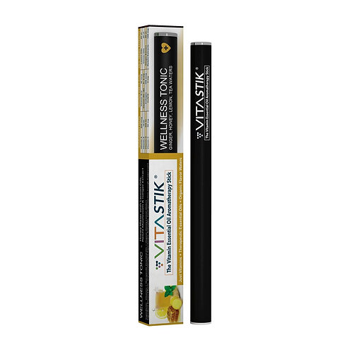 Vita Stick Wellness Tonic | Ginger Honey Lemon Vitamin Inhaler