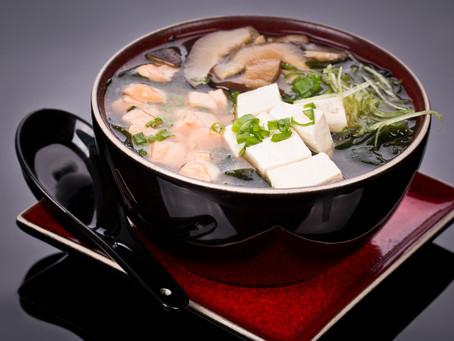 Immunity Soup Recipe | 免疫スープ