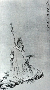 Reishi in Japanese Imperial Painting