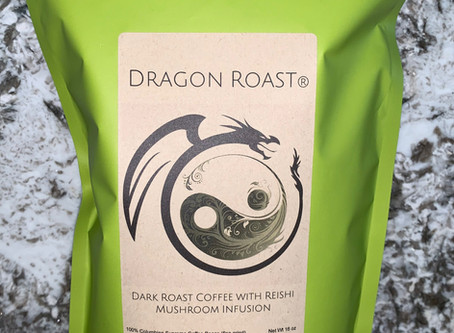 New Product Announcement!!  Dragon Roast Coffee!
