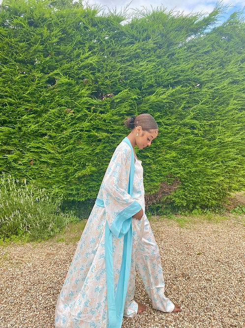 Nyah Oversized Print Kimono