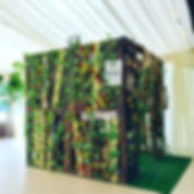 Rustic Shack Photo Booth Dorset