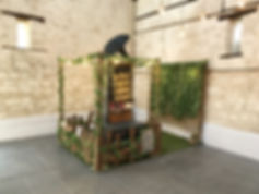 The Rustic Garden Photo Booth
