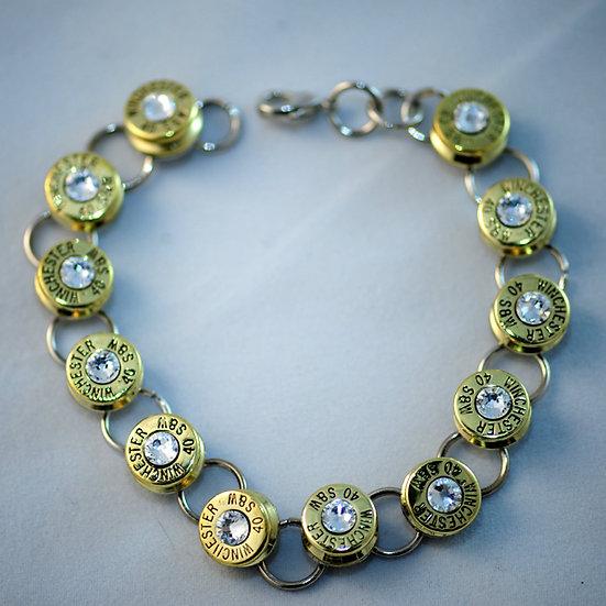 Dirty Dozen Bracelet with Swarovski® Crystals