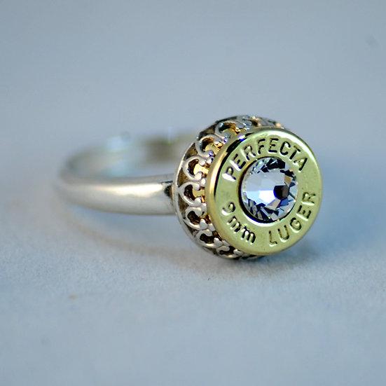Pistol Packin' Princess Ring
