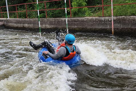 River tubing Brandýs