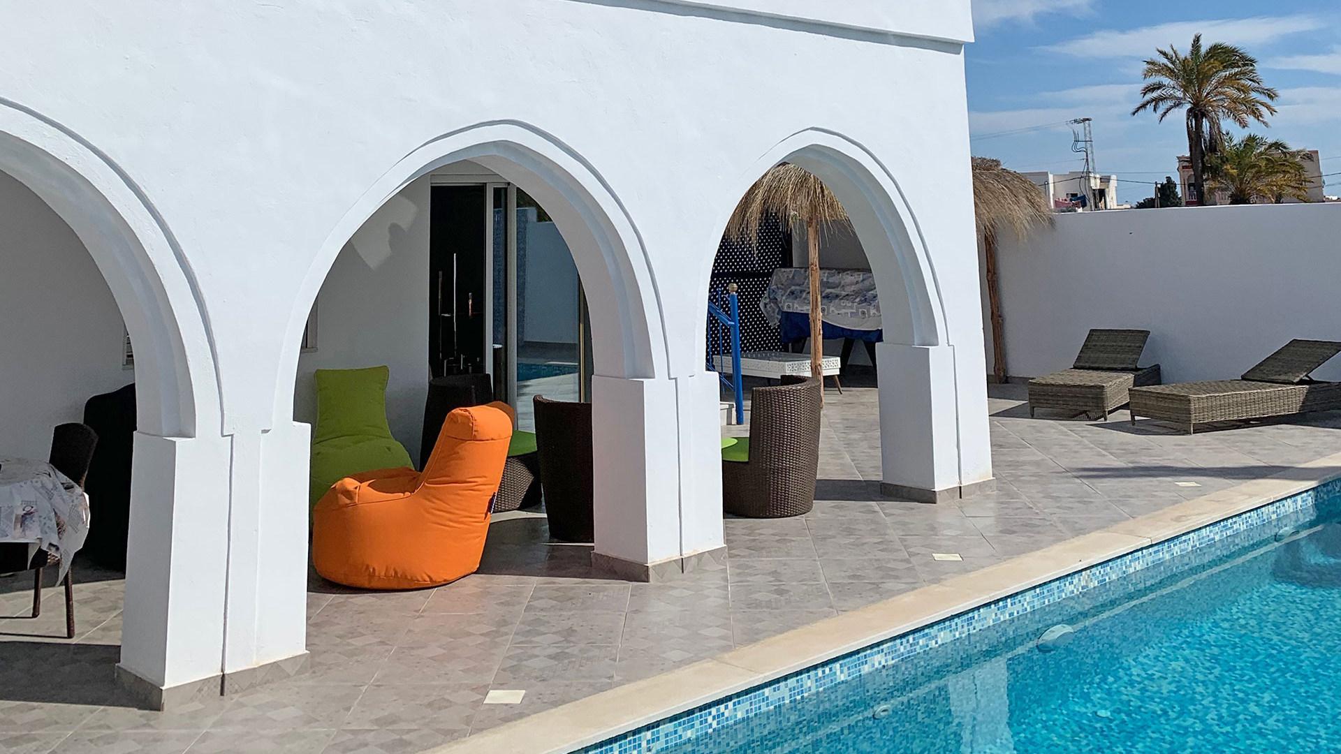 Villa Djerba 190 m2