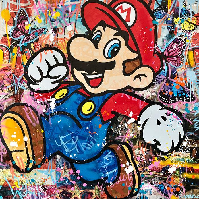 Jumpin' Mario