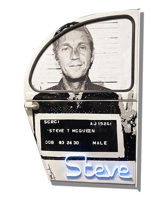 Steve jail