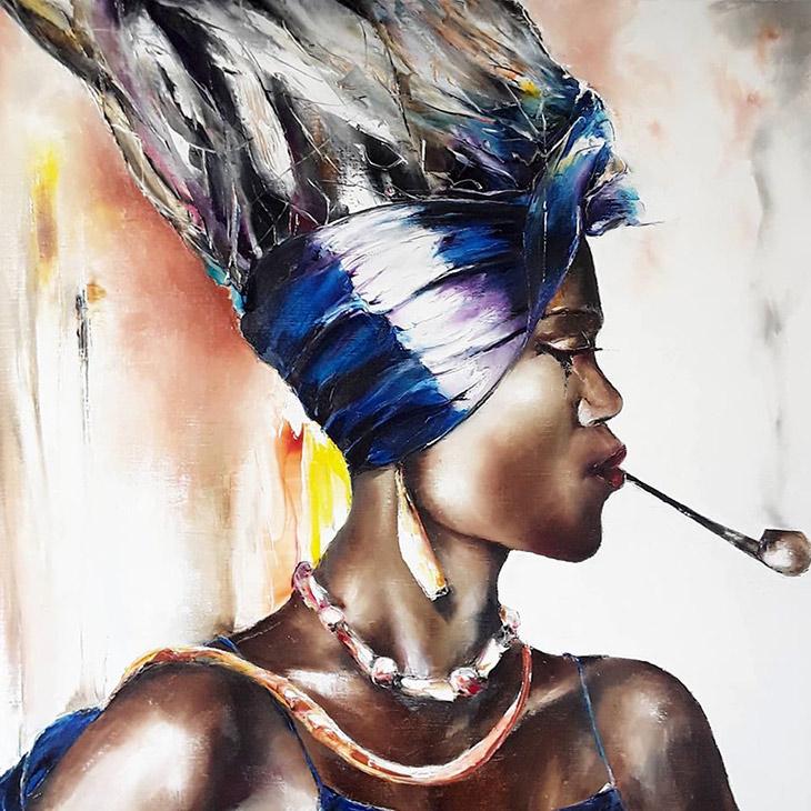 Femme Signare #1