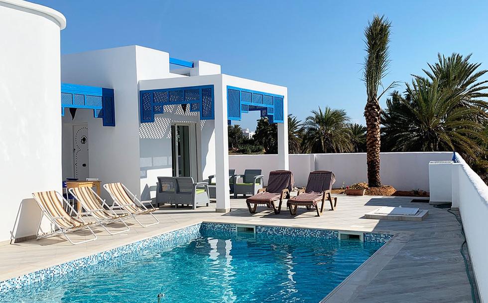 Villa de luxe de 3 chambres en vente Djerba, Tunisie
