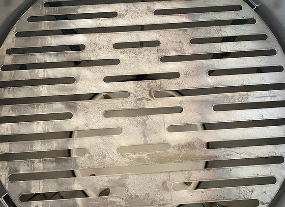 Cooking Grate 22 inch Diameter Fits 55 gal Drum Smokers and WSM