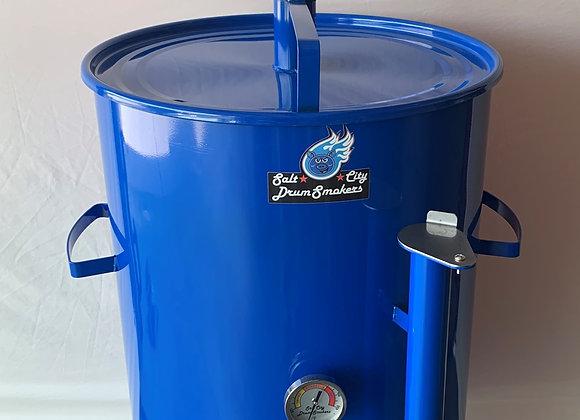 *Gloss Blue* Standard Salt City Drum Smoker