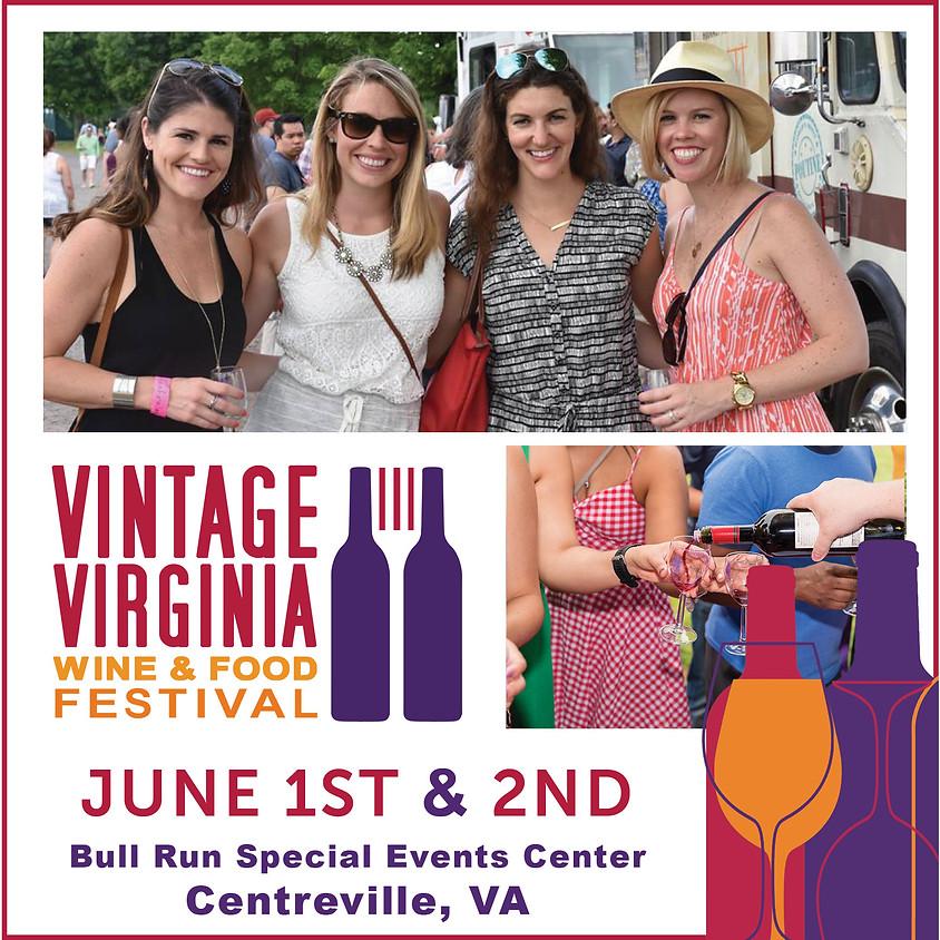 Virginia Vintage Wine Festival