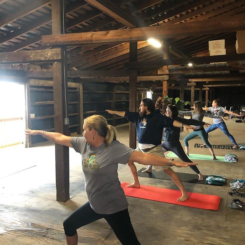 Yoga with Mandy