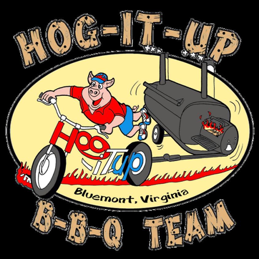 Hog It Up BBQ Truck