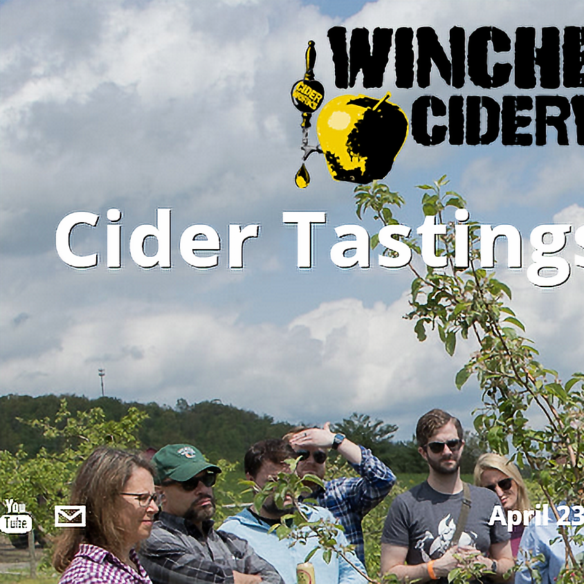 Apple Blossom Cider Tasting and Orchard Tours