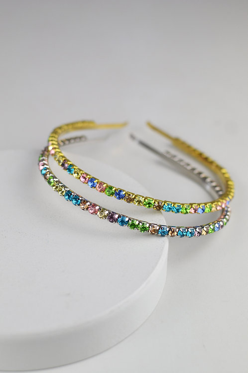 Tiara Strass Colors