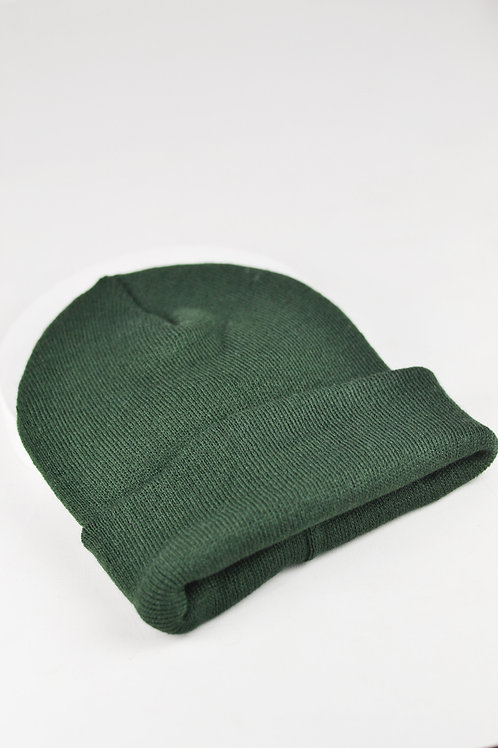 Touca Beanie Verde
