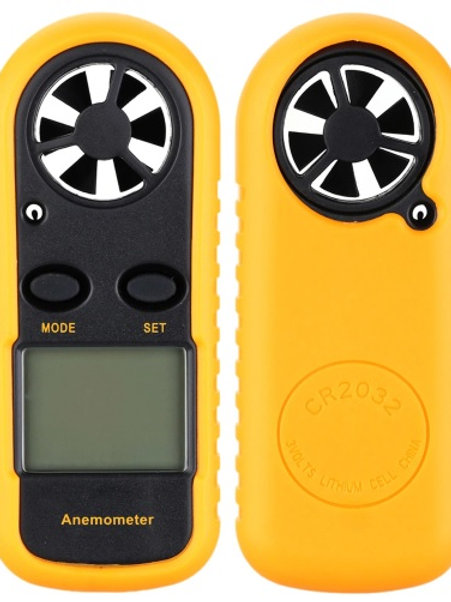 Anemômetro - Medidor da velocidade do vento