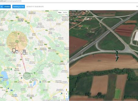 Ao vivo e em 3D, essa é a nova forma de acompanhar o voo livre!