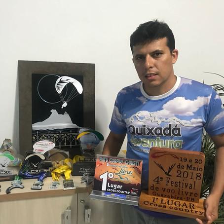 Quixadaense representará o Ceará em competição nacional!