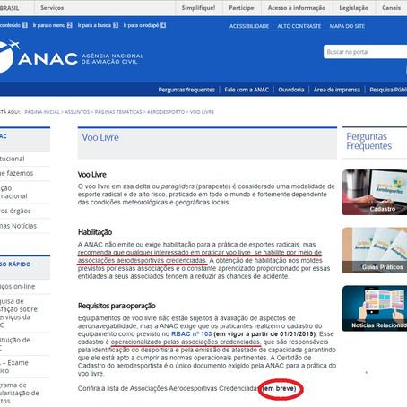 CBVL e ABP estão a um passo de serem reconhecidas oficialmente pela ANAC.
