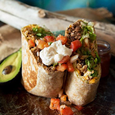 fuze menu burrito