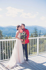 ontario mountie wedding photographers