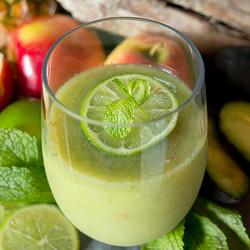 fuze menu apple avocado