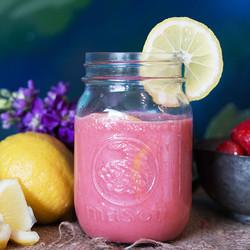 fuze menu strawberry lemonade