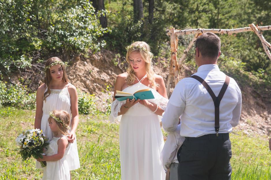panorama bc resort wedding photographer.