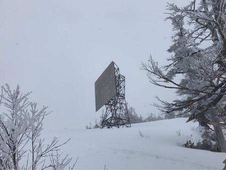New snow40cm