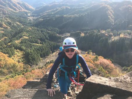 立山BC中止で金鶏山&筆頭岩