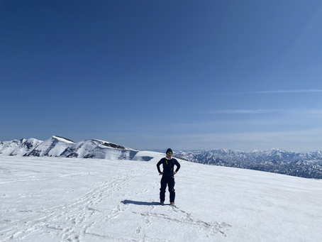 鉄ちゃんの山スキー訓練 守門岳編