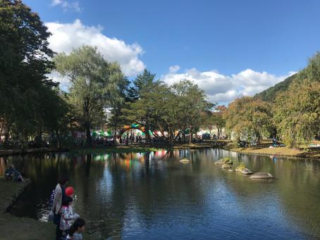 越後湯沢収穫祭