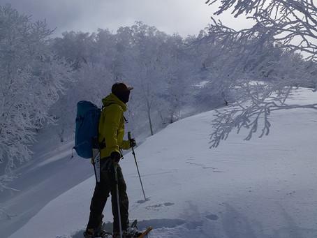 雪山登山ガイドもやってます