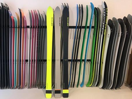 JUNRINAが愛用しているスキーのアレコレ/AVENTURA
