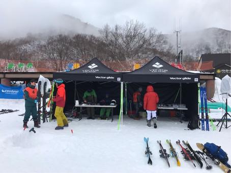 ヴェクターグライド イベントinかぐらスキー場