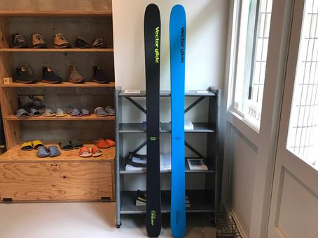 JUNRINAの愛用するスキーのあれこれ/POLAVE