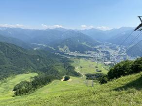 初夏の越後湯沢e-Bikeトレッキング