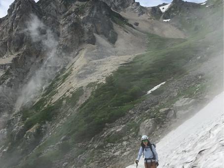 白馬deデート登山