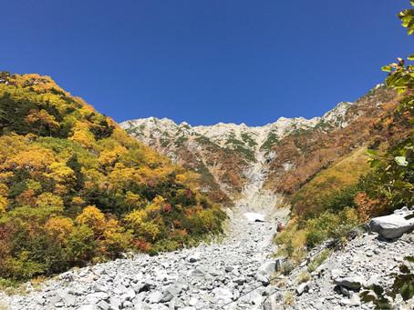 奥穂高岳南稜