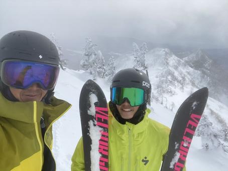 武尊山スキーツアー